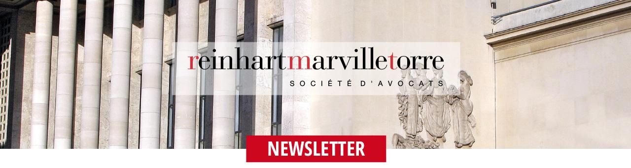Reinhart Marville Torre • Newsletter