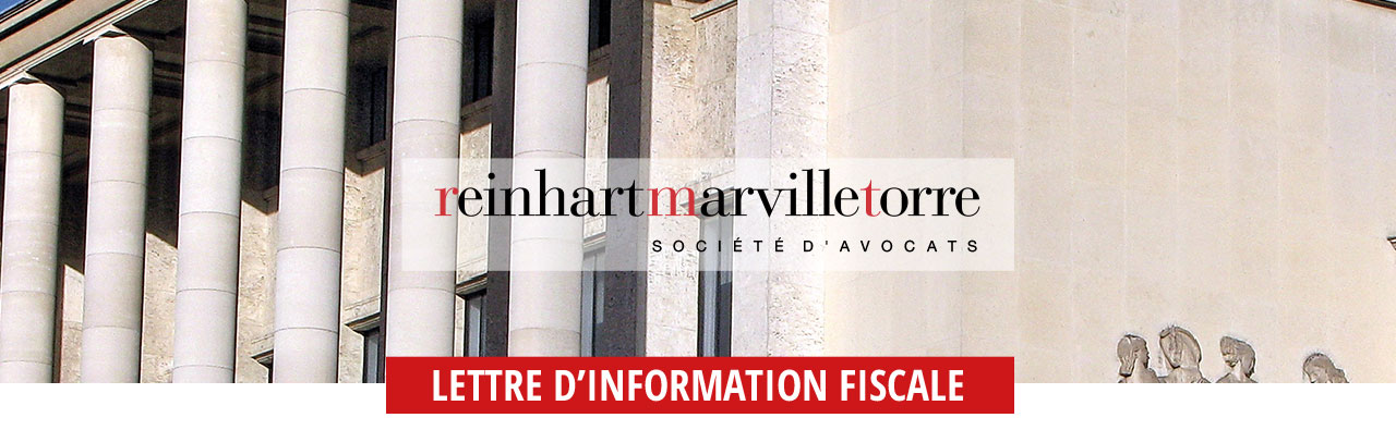 Reinhart Marville Torre • Newsletter