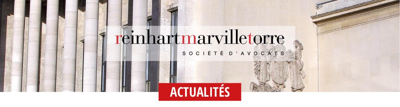 Reinhart Marville Torre • Actualités distribution